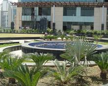 Access Sohna Road Building Garden